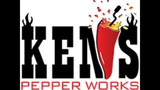 Kens Pepper Works Rio Grande Mud Hot Sauce Review