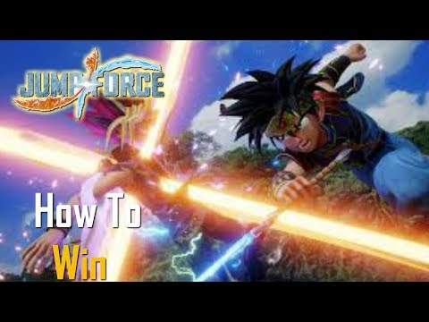 Jump Force: How to win your ranked matches