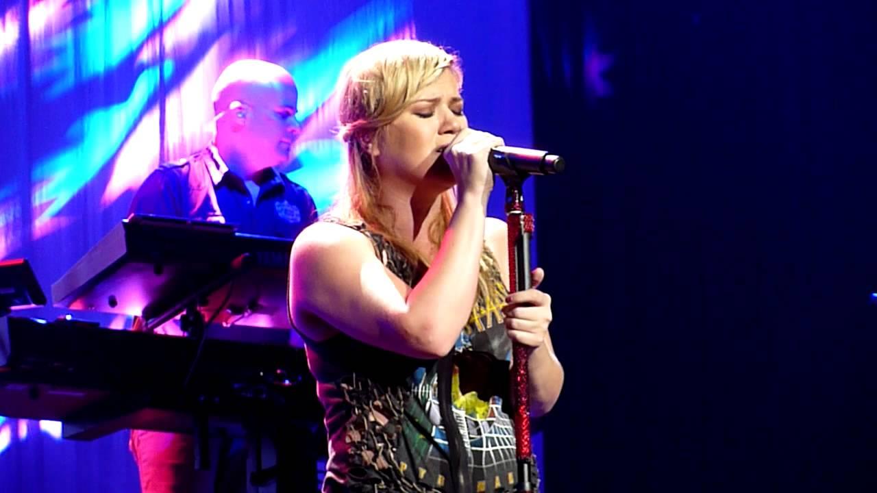 Kelly clarkson tour dates in Sydney