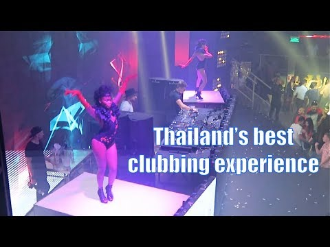 Illuzion – Thailand's best nightclub [UNCUT FOOTAGE]
