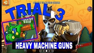 RESPAWNABLES - Trial [3] ★★★ SUMMER CAMP Prize Heavy Machine Guns. Sniper Mastery