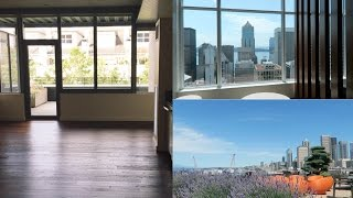 Vlog: Seattle Apartment Hunting + My New Studio!!