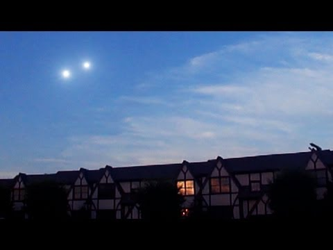 UFO SIGHTING UFOs LONG ISLAND, NEW YORK AUGUST, 2013