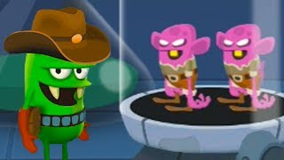 ОХОТНИКИ НА ЗОМБИ #3 мультяшная Игра про ловцов зомби Zombie Catchers #КРУТИЛКИНЫ