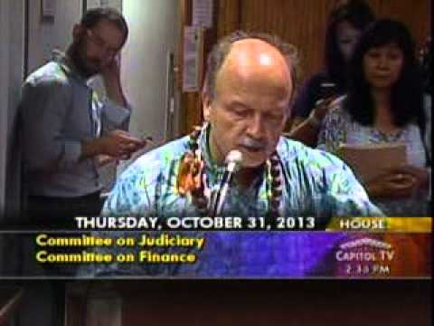 Committee on Judiciary Phil Lees - House of Representatives, Hawaii Special Session