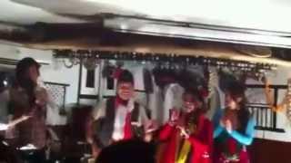 Maya jaal bunchhu ma...Deep Sagar Thapa magar & Amrita Lungeli Magar Live in UK