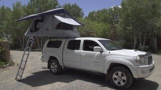First Impressions: Tepui Kukenam Sky Rooftop Tent