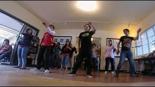 Dance at Baguio Guest House TA…
