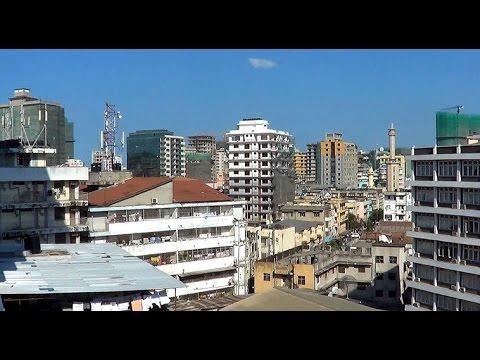 TANZANIA l Sights & Sounds of Dar es Salaam