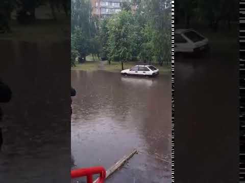 Орловские улицы уходят под воду прямо на глазах - 2