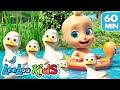 Five Little Ducks LooLoo Kids Nursery Rhymes and Children`s Songs