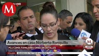 Avances en caso Norberto Ronquillo