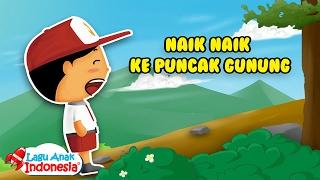 Lagu Anak Anak - Naik Naik ke Puncak Gunung - Lagu Anak Indonesia - Nursery Rhymes - أغنية للأطفال