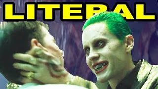 Repeat youtube video LITERAL Suicide Squad Trailer