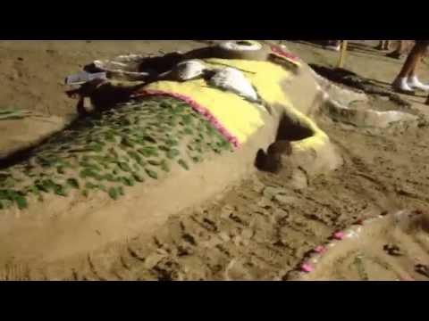 Sand Castles In The Sand - Spongebob