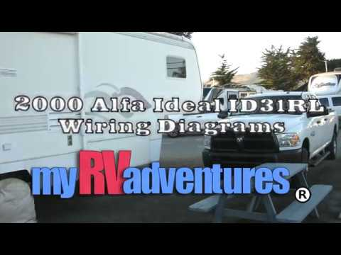 2000 Alfa Ideal Wiring Id31rl Video 1 Of 4