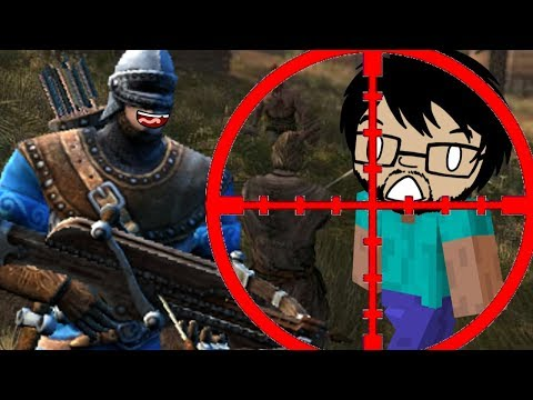 DON'T SHOOT!! | Life Is Feudal: MMO (PC) Gameplay/Early Access | An Evening With Mabi