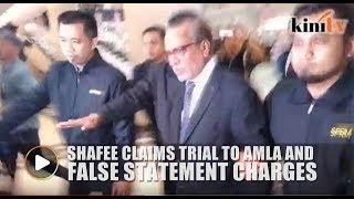 Shafee arrives at KL court