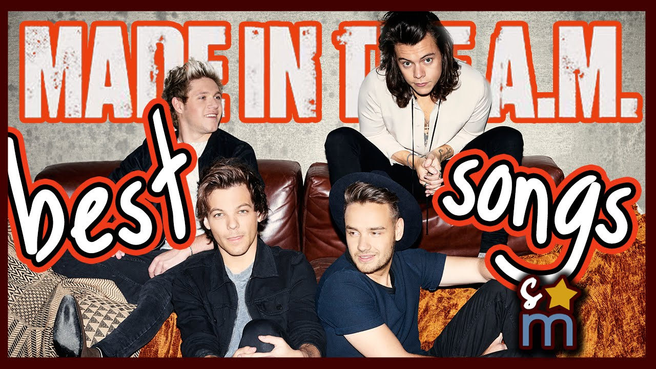 5 BEST ONE DIRECTION 'MADE IN THE A M ' SONGS