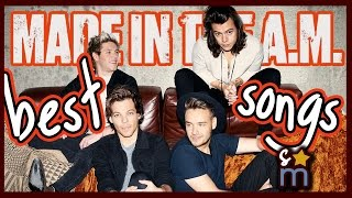 5 BEST ONE DIRECTION
