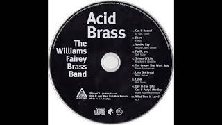 Williams Fairey Brass Band - Pacific 202 ( 808 State )