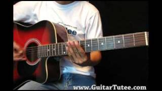 Papa Roach - Forever, by www.GuitarTutee.com