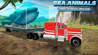 Gambar cover Sea Animals Truck Transport Simulator (by Carling Dev) Android Gameplay [HD]