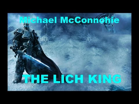 Michael McConnohie Performs The Lich King