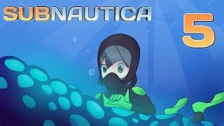 Subnautica - The Seaglide! - Ep 5