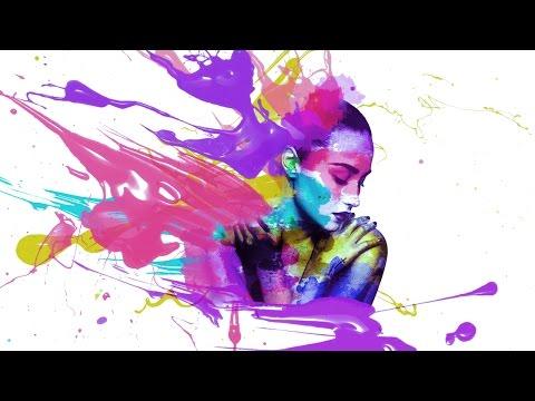 water color splash | photoshop cc 2015.5 tutorial