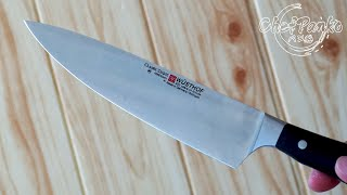 Wusthof Classic Ikon Review  - Wusthof Ikon 8inch chefs knife (20cm)