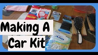 Come Make A Car Kit With Me