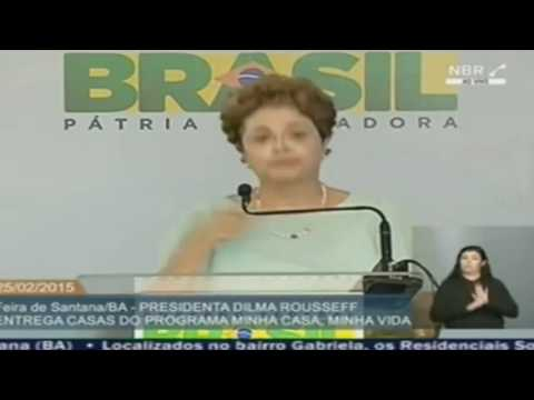 Pérolas Dilma
