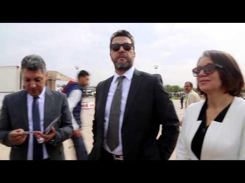 Caravane Auto entrepreneur en régions,  Agadir , Première Escale  10 MAI  Mai 2017