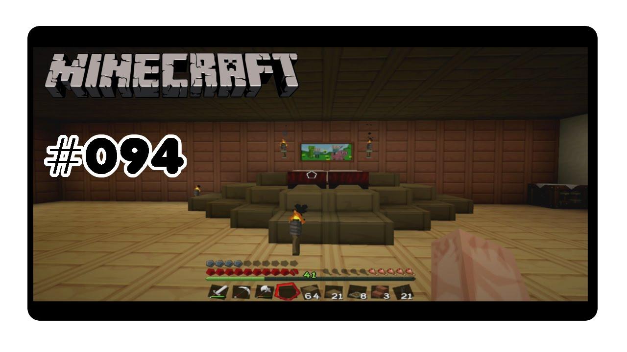 Let 39 s play together minecraft 094 deutsch hd schlafzimmer youtube - Minecraft schlafzimmer ...