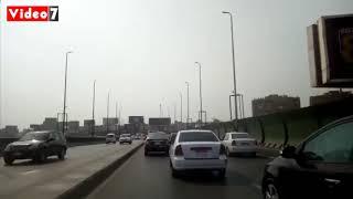 فيديو.. كثافات متحركة أعلى كوبرى أكتوبر المتجه من مدينة نصر حتى المهندسين - اليوم السابع