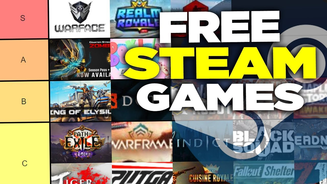 free games on steam this week