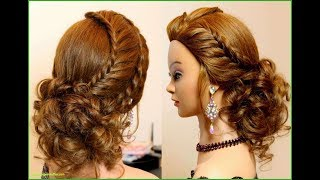 Easy Quick Braided Hairstyle -  Amazing Hairstyle Tutorial