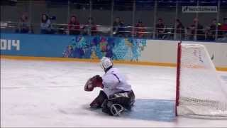 Dominic Larocque - Sledge Hockey Paralympic Athlete