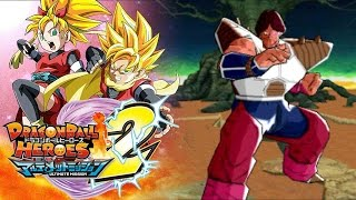 TIME TO FLY OVER TO THE TREE OF MIGHT!!! | Dragon Ball Heroes Ultimate Mission 2 Gameplay!