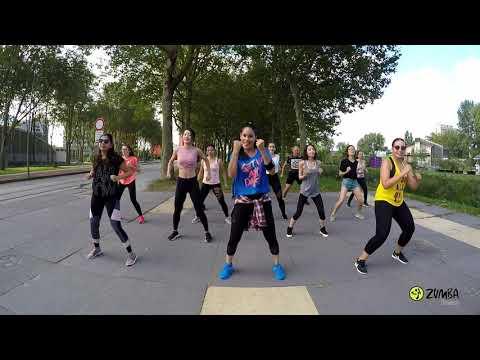 Work - Zumba Fitness - Dance With Yadi Zumba