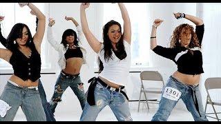 Основные движения в клубных танцах