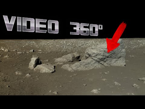 China REVELA como es la luna REALMENTE (VIDEO 360°) | elmundoDKBza