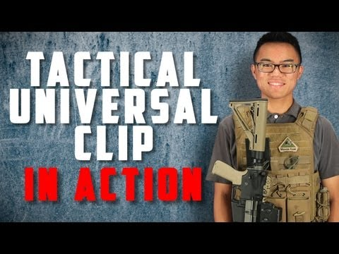 Airsoft GI - CQB @ Tac City South With Tactical Universal Clip!