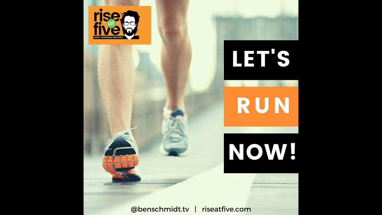 build a running habit #sundayrun
