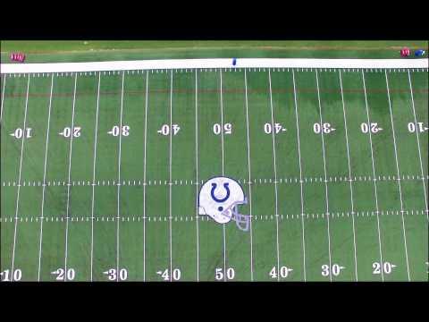 Indianapolis Colts 2015 Kickoff