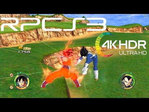Setup Guide - True 4K HDR ReShade - Dragon Ball Raging Blast