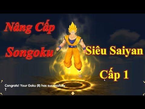 Songoku Siêu Saiyan Cấp 1 - 7 Viên Ngọc Rồng
