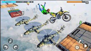 Bike Stunt Race 3d Bike Racing Games – Bike screenshot 1