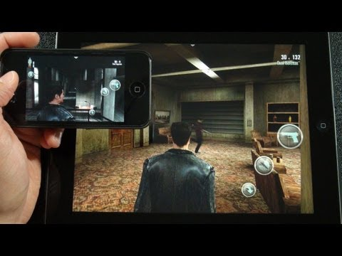 Max Payne Mobile for iPad/iPhone/iPod Touch - App Review
